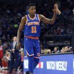 NBA – La réunion avec Fizdale où Frank Ntilikina a tout mis sur la table il y a 2 semaines