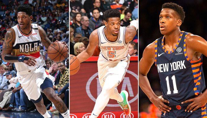 Le casse-tête des Knicks à la mène