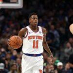 NBA – La tendance donnée pour Frank Ntilikina et la mène des Knicks