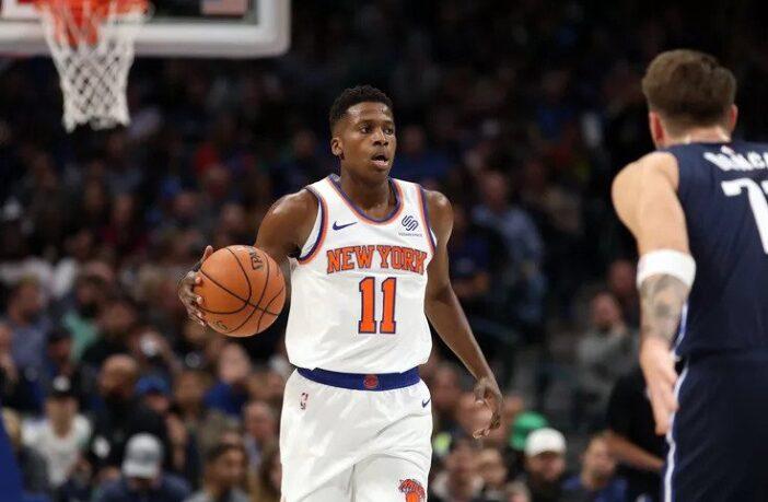 La tendance donnée pour la mène des Knicks