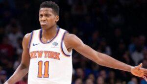NBA – Frank Ntilikina réagit à son retour remarqué avec les Knicks
