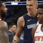NBA – Comment Marcus Morris tente de bouger Frank Ntilikina