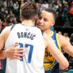 NBA – Le surprenant choix de chaussures de Doncic… félicité par Curry