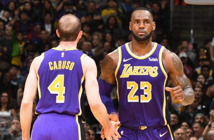 NBA - LeBron explique pourquoi Alex Caruso est si précieux NBA - LeBron explique pourquoi Alex Caruso est si précieux