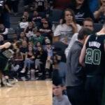 NBA – Les Celtics réagissent à la blessure de Gordon Hayward