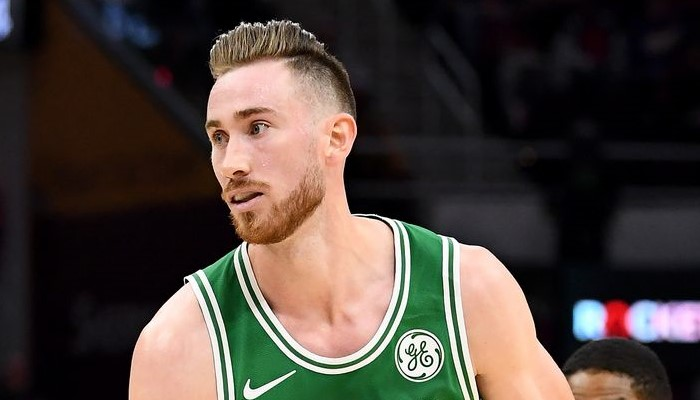 Une fourchette d'absence pour Gordon Hayward