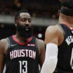 NBA – Le sentiment de James Harden sur le départ de Westbrook révélé