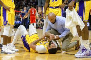 NBA – Josh Hart se défend après avoir blessé LeBron et Davis