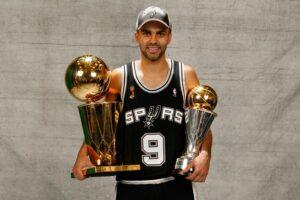 NBA – San Antonio annonce un grand honneur pour Tony Parker