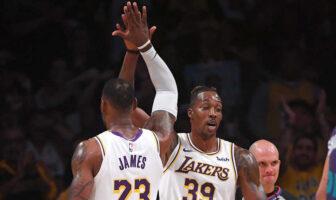 Dwight Howard explique pourquoi il aime sortir du banc aux Lakers