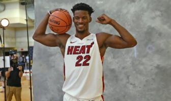 NBA - Jimmy Butler explique pourquoi il sourit tout le temps au Heat