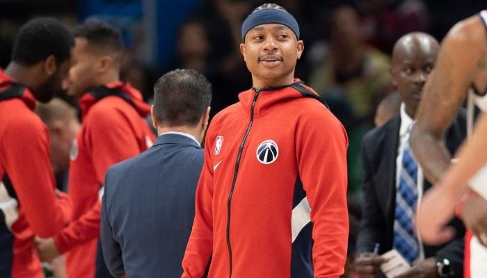 Isaiah Thomas sous le maillot des Wizards