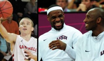 Jack Taylor, Kobe Bryant et LeBron James