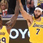 NBA – La priorité de JaVale McGee et Dwight Howard avant la reprise