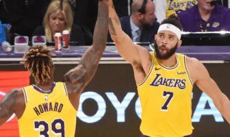 L'autre pivot en vue des Lakers avant JaVale McGee