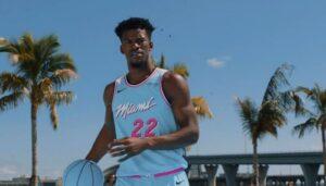 NBA – Les vacances épiques de Jimmy Butler