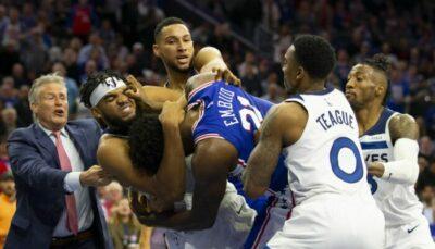 NBA – « La règle devrait changer : on devrait avoir le droit de tabasser un fan par match »