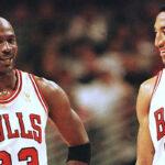 NBA – Michael Jordan compare le personnel hospitalier à… Scottie Pippen !
