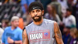 NBA – Les propos polémiques de Kyrie après l'arrivée de Steve Nash