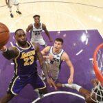 NBA – La ligue reconnaît une erreur d'arbitrage dans la victoire des Lakers contre les Kings