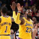 NBA – Le dossier KCP enfin réglé, LeBron réagit