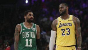 NBA – « Kyrie Irving a tellement raison, LeBron n'est pas un joueur clutch »