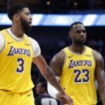 NBA – Gros changement de poste en vue pour LeBron et Davis ?!