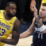 NBA – Luka Doncic et LeBron James encore en triple-double !