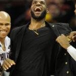 NBA – LeBron James et Richard Jefferson se moquent des Knicks