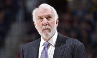 NBA - L'énigmatique décla de Gregg Popovich sur sa retraite