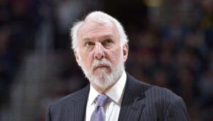 NBA – Le joueur que Gregg Popovich se sent bête d'avoir laissé partir