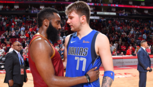 NBA – Luka Doncic drague avec humour un énorme All-Star