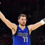 NBA – Luka Doncic bat un career-high et égale un record de LeBron James
