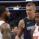NBA – Kristaps Porzingis réagit aux huées et insultes des fans des Knicks
