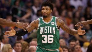 NBA – Marcus Smart est passé proche de la fin de carrière en 2018