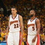 NBA – La fête épique des Warriors pendant les playoffs 2007