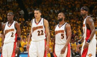 Les Warriors de 2007