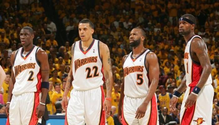 Les Warriors de 2007