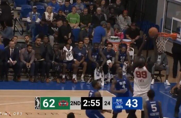 NBA - Tacko Fall commence fort en G-League !