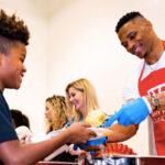 NBA – Qu'ont fait les joueurs pour Thanksgiving ?
