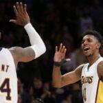 NBA – Les 10 coéquipiers que Kobe Bryant aimait (sûrement) le moins
