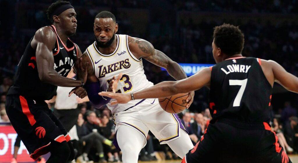 NBA - La stat qui montre comment les Raptors terrassent les superstars