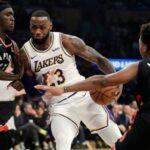 NBA – Le message de LeBron James pour les Raptors