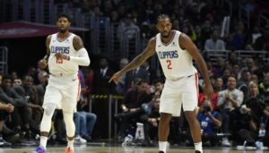 NBA – Les 2 superstars que Kawhi a tenté de recruter avant Paul George