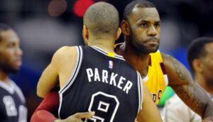 NBA – Le club des 4 où Tony Parker côtoie Jordan, LeBron et Kobe