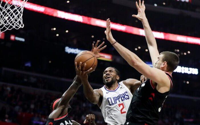 NBA - Kawhi a-t-il pensé à la saison dernière face aux Raptors ? Sa réponse parfaite