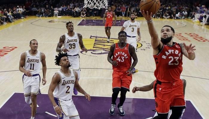 Comment les Raptors ont battu les Lakers