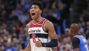 NBA – Le rookie Rui Hachimura marque (déjà) l'histoire des Wizards