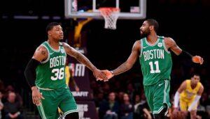 NBA – Marcus Smart raconte le problème avec Kyrie Irving