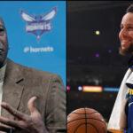 NBA – Steph Curry en révèle davantage sur son échange avec Michael Jordan !